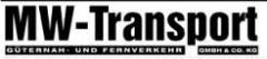logo MW-Transport GmbH & Co.KG