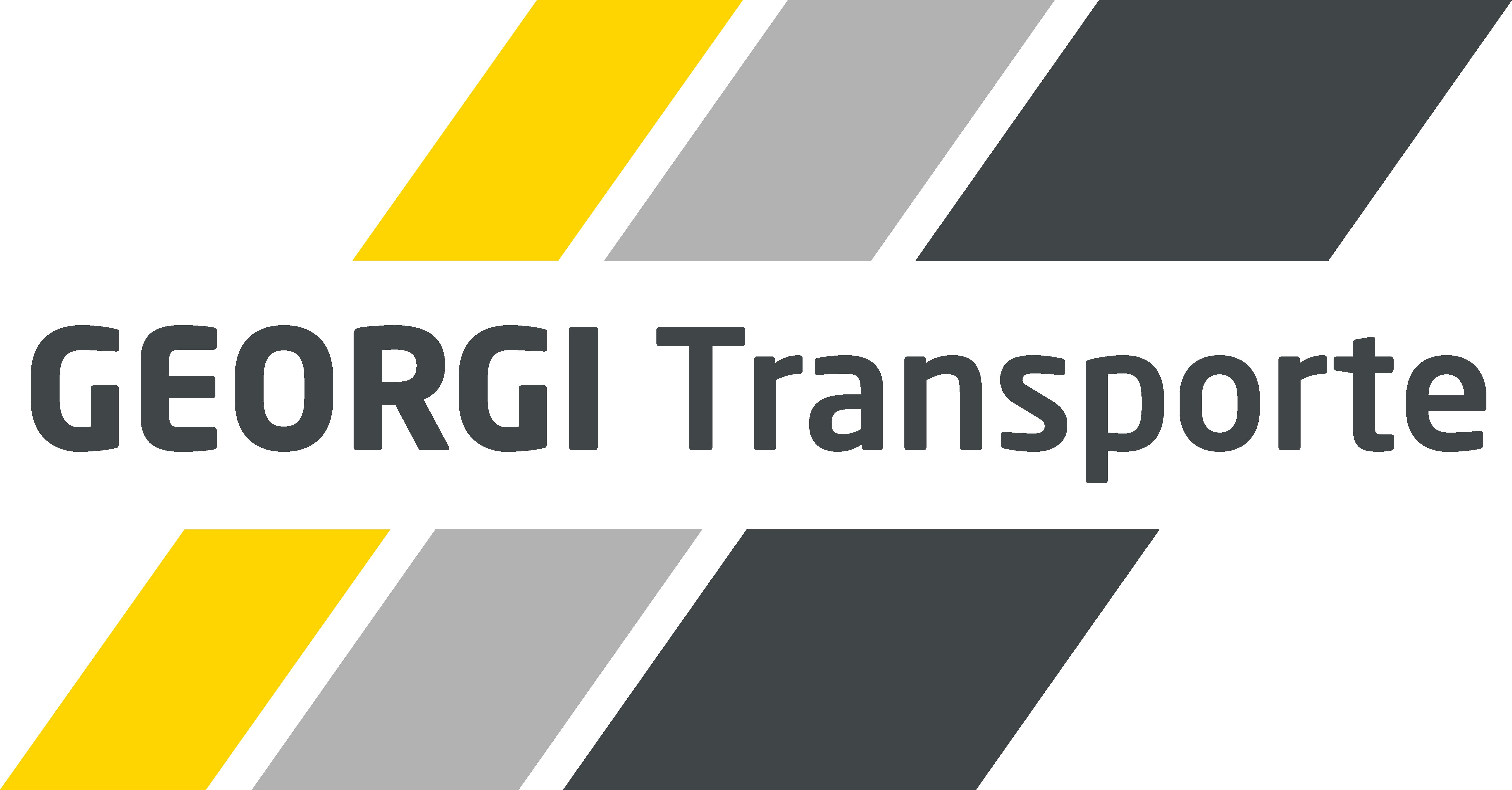 logo GEORGI GmbH & Co. KG Transporte
