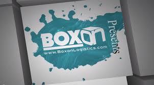 logo BoxOn Logistics