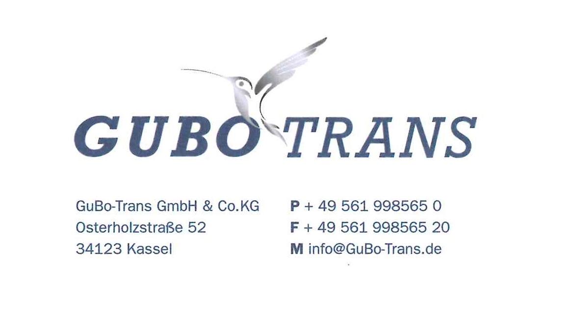 logo GUBO-TRANS GmbH + Co KG