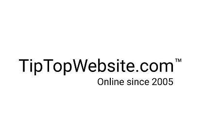 logo TipTopWebsite.com LLC